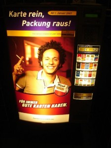 tabaco maquina